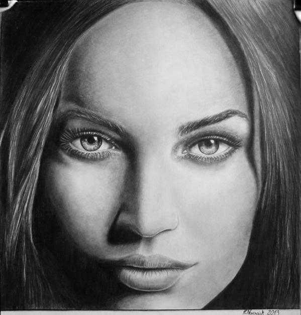 Megan Fox par StallaPolska
